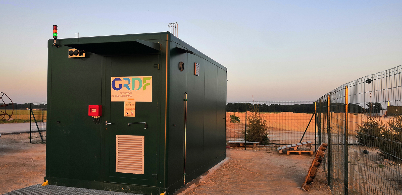Solutions Biogaz